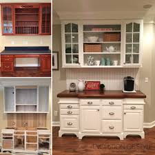 Kitchen Cabinet Transformations An Epic Painted Kitchen Cabinet Transformation Evolution Of Style