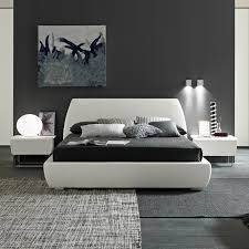 Contemporary Beds From Stock Mellow Storage Modern Upholstered Bed