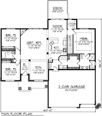 Ranch House Plans Open Floor Plan 77 Best House Plans Images On Pinterest Dream House Plans House