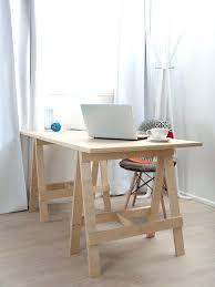 fabriquer bureau soi m e meuble bureau en bois diy meuble bureau bois idace fabriquer bureau