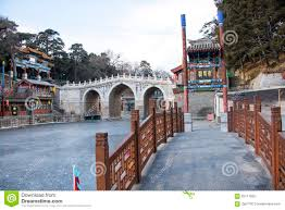 asia chinese beijing the summer palace landscape architecture