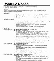 Good Interests To Put On Resume Best Hair Stylist Resume Example Livecareer