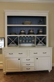 Dining Room Buffet Cabinet by Sideboards Interesting Hutch With Wine Rack Cool Hutch With Wine