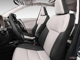 Vehicle Leather Upholstery 2013 Toyota Rav4 Interior U S News U0026 World Report
