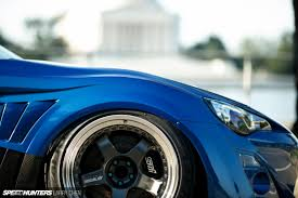 modified subaru brz the brz sti that subaru won u0027t make speedhunters