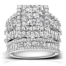 white gold wedding sets 2 5 to 3 carats engagement rings for less overstock