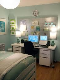 3rd I Home Decor Best 25 Bedroom Office Combo Ideas On Pinterest Spare Room