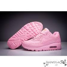 light pink nike air max nike air max 90 pink orange logo womens natural running shoes