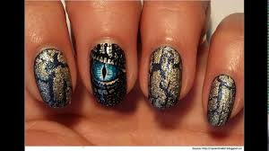different types of nail polish designs youtube
