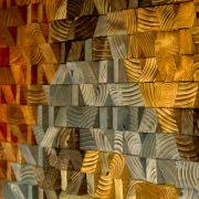 rustic wood wood wall sculpture abstract painting on wood