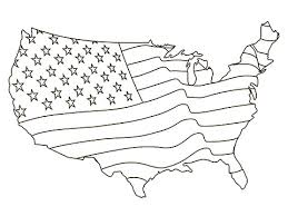coloring pages american flag free american flag coloring pages