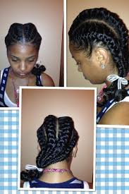 2 french braid hairstyles for black hair braids two french braids