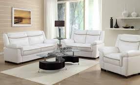 Coaster Leather Sofa Arabella White Sofa 506594 Coaster Furniture Leather Sofas At