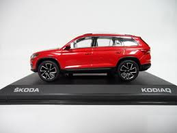 red velvet car norev skoda kodiaq 1 43 u2014 sashacz on drive2