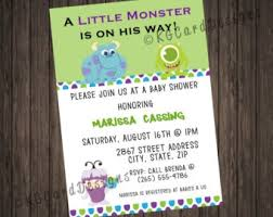 inc baby shower top collection of monsters inc baby shower invites online 29698