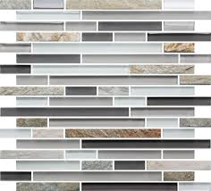 slate glass mosaic tile linear white glass mosaic tiles slate