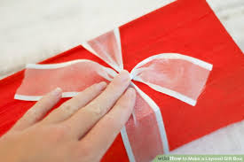 paper gift bows how to make a layered gift bow 9 steps with pictures wikihow