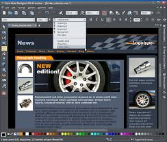 web designer magix world exclusive preview xara web designer mx 8 from softwarecrew