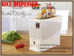 dispense ikea rice dispenser rm 100 00 include barangan ikea kaison