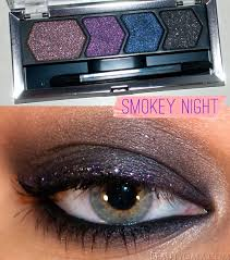 maybelline eye studio color plush eyeshadow smokey