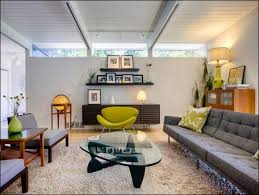 Retro Livingroom by New 60 Midcentury Living Room Interior Inspiration Design Of 20