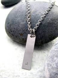 man name necklace images Pleasurable inspiration mens engraved necklaces name men s pendant jpg
