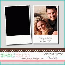 polaroid frame template graphic design tools u0026 freebies