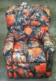 camo recliners foter