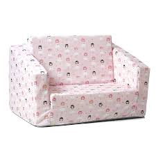 kids fold out chair kids flip out sofa bed ballerina home gifts