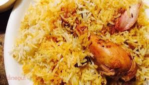 Biryani Decoration Get 20 Discounts At Bawarchi Restaurant Rtc X Road Central