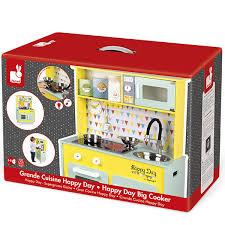 cuisine en bois jouet janod grande cuisine day janod king jouet cuisine et dinette
