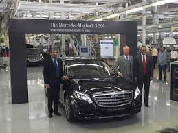 mercedes maybach s500 mercedes benz maybach s500 to be locally assembled zigwheels