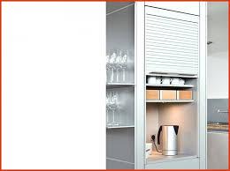 meuble à rideau cuisine armoire volet roulant cuisine meuble rideau cuisine ikea meuble