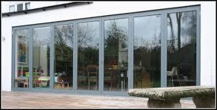 Aluminium Folding Patio Doors Bi Folding Patio Doors Aluminium Patios Home Decorating Ideas