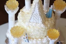 frozen birthday cake frozen birthday cake the castle girl inspired