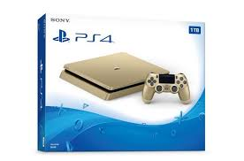 Ps 4 Ps4 Slim 500 Gb Gold Original Garansi Resmi Sony Pes 2018 sony launches ps4 slim gold edition technology news
