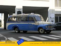 1954 opel blitz panoramabus by dtmsnoopy on deviantart