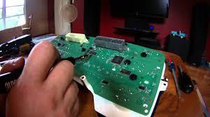 2006 dodge ram tachometer fix youtube