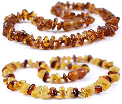 natural amber necklace images Amber teething necklace jpg