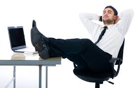 Office Table White Png Guy Kicking Feet Up Business Funny Pinterest Office Table
