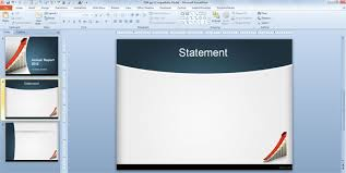 free ppt templates for ngo to make an annual report using powerpoint templates