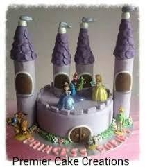 Sprinkles Princess Cake 1 Premier Cake Creations My Creations