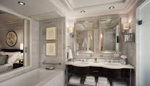 luxury small bathroom ideas luxury small bathroom designs block pattern ceramic tile flooring