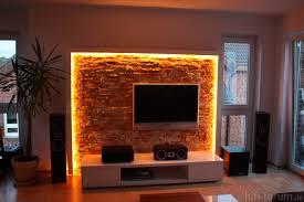 Schlafzimmer Schrankwand Ideen Ehrfürchtiges Riemchen Wand Wohnzimmer Funvit Gestaltung