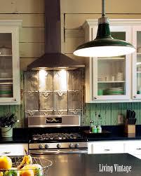 vintage kitchen backsplash living vintage kitchen reveal view of both backsplashes and