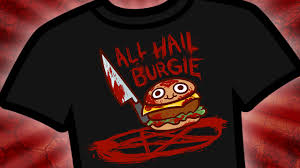 Halloween Shirt by All Hail Burgie Spooky Halloween Shirt Youtube