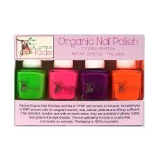 amazon com karma kids box set no 2 nail polish non toxic