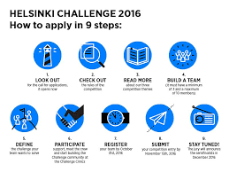 Challenge How To Register Your Team Helsinki Challenge