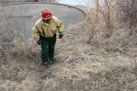 annual grass burning at norris lagoon facilities management