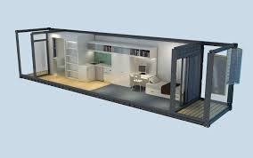 axonometria container house diseños de casa pinterest